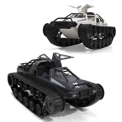 RB01K 1203 1:12 2.4G Drift Tank RC Car Kit High Speed Full Proportional Control Vehicle Models Without Electronic Element No Transmitter