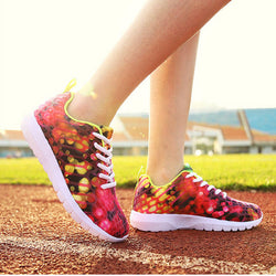 Unisex Sport Running Casual Outdoor Fashion Camouflage Light Flat Athletic Shoes