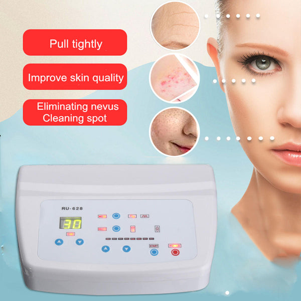 Ultrasound Ultrasonic Facial Beauty Machine Body Skin Care Anti Aging Electric Massager