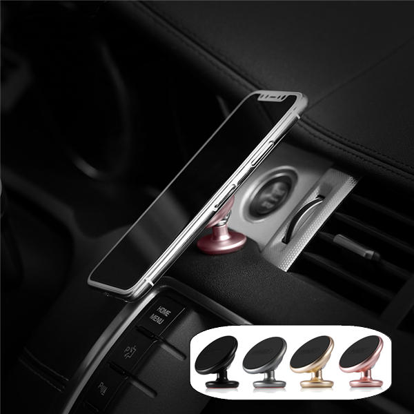 REMAX RM-C29 Universal Mini Portable Magnetic Car Mount Dashboard Phone Holder