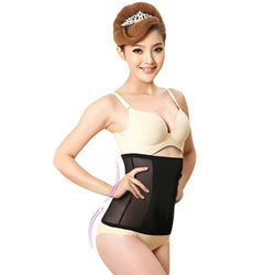 Women Waist Tummy Belly Slimming Corset Belt Trimmer Girdle