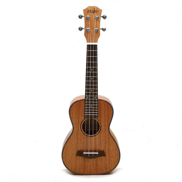 23 Inch 26 Inch Ukulele Natural Mahogany Wood Nylon String Beginner Musical Instrument