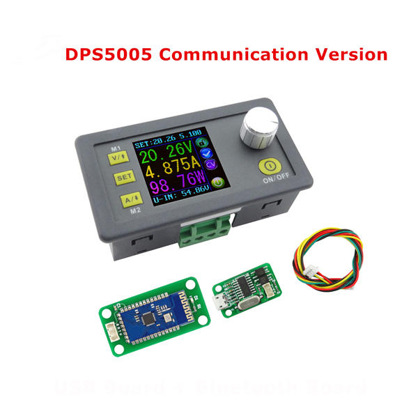 RIDEN DPS5005 50V 5A Communication Function Constant Voltage Current Step Down Power Supply Module