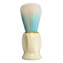 Men Plastic Handle Beard Cream Shaving Soap Foam Hair Brush Barber Shaving Brush