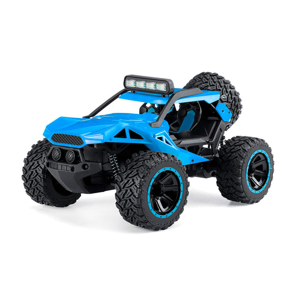 KYAMRC 2019A 1/14 2.4G RWD RC Car Electric Desert Off-Road Truck with LED Light RTR Model