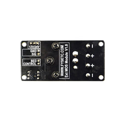 39g Mini Hot Bed Heatbed MOS High Power MOSFET Expansion Module With PWM Signal Wire For 3D Printer Ramps 1.4