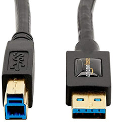 10 Pack of USB 3.0 Cable USB 3.0 Cable - A-Male to B-Male - 9 Feet (2.7 Meters), 10-Pack  USA imported product - EY Shopping