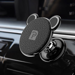 Oatsbasf Strong Magnetic 360 Degree Rotation Car Mount Dashboard Holder Stand for iPhone Xiaomi