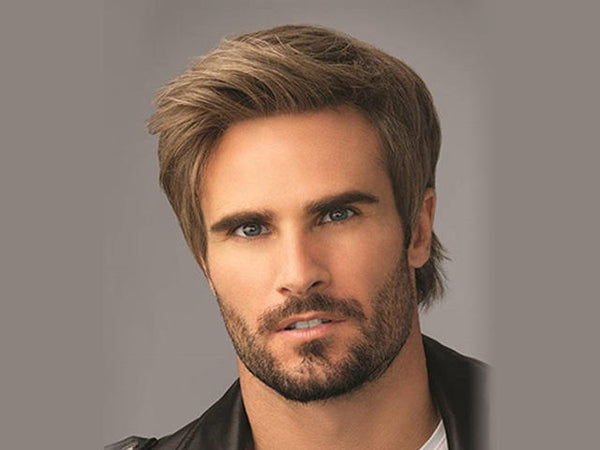 Fashion Men's Wig Handsome Men's Wig
