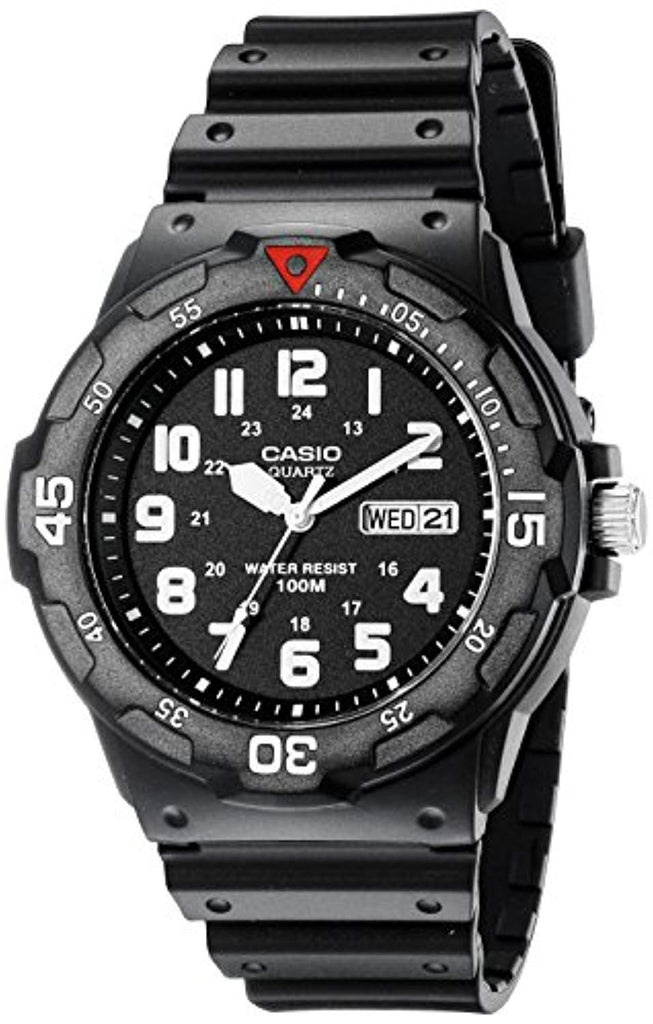 water resistance Casio Men's Sport Analog Dive Watch high quality product USA Imported Product - EY Shopping