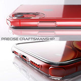 New Style Case Cover for iPhone TEAM LUXURY iPhone XR Case, [Clarity Series] Clear Transparent Hybrid Slim Protective Cover Phone Case for A0 USA Imported Product - EY Shopping