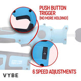 USA Imported Product, High Quality VYBE PERCUSSION Massage Gun -Handheld, Electric -Deep Tissue Therapy, Brushless, Cordless, Body Massager -Muscle Deep Relaxation