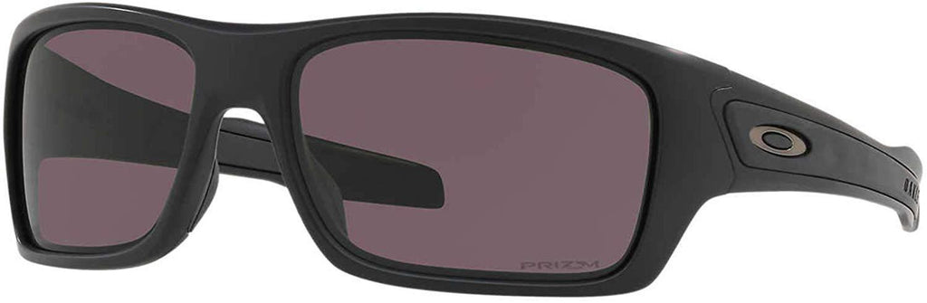 Oakley Men's OO9307 Turbine Rotor Rectangular Sunglasses  Oakley's Plutonite Lenses offer top UV Protection filtering 100% USA Imported Product - EY Shopping