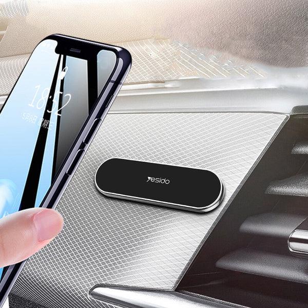 Yesido C83 Strong Magnet Dashboard Car Phone Holder for 3.5-7.0 Inch Smart Phone for iPhone 11 Pro Max for Samsung Galaxy S20