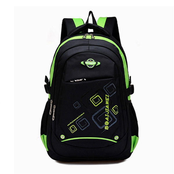 Waterproof Children School Bag Girls Boys Travel Backpack Shoulder Bag