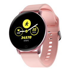 Bakeey X9 1.3inch Color Screen Automatic Heart Rate Blood Pressure Monitor Ultra-light Unique Strap Design Smart Watch