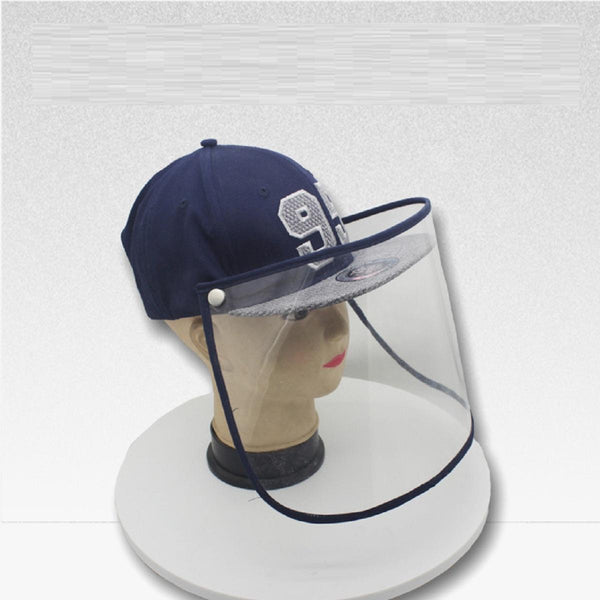 Travel Isolation Protection Mask Eye Protection Eye Protection Baseball Cap