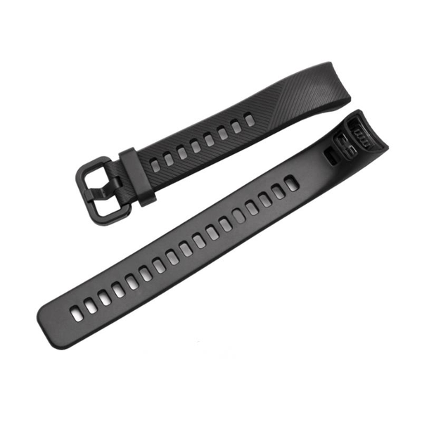 Bakeey Replacement Silicone Colorful Watch Band Strap for Huawei Honor Smart Watch Band 4