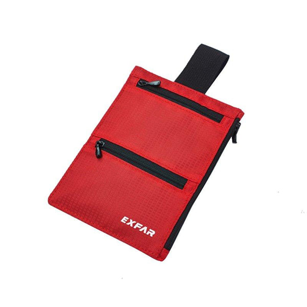 EXFAR Outdoor Large Capacity Belt Bag Waist Bag for iPhone Xiaomi Mobile Phone