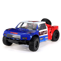 VRX RH1008 1/10 2.4G Force.18 Methanol Fuel Stroke Engine RC Car 75km/h High Speed RTR Truck Vehicle Models