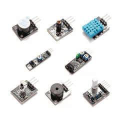 Geekcreit 37 In 1 Sensor Module Board Set Starter Kits Geekcreit - products that work with official Arduino boards