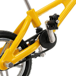 Creative Simulation Mini Alloy Bicycle Finger Forklift Toy Multi-color Kids Gift Sports