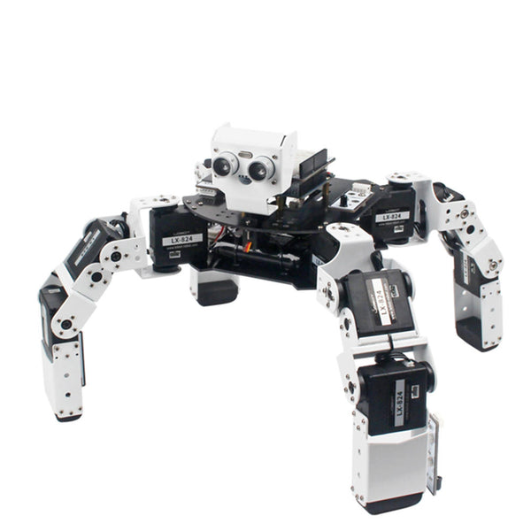 LOBOT CR-4 DIY 4-Leged Programmable Infrared Control Smart RC Robot Compatible