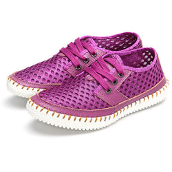 US Size 5-11 Breathable Flexible Casual Shoes For Women