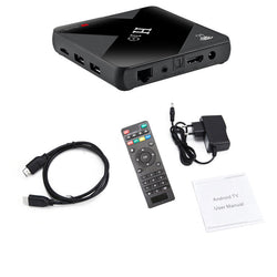 H10 Allwinner H6 4GB RAM 32GB ROM 5G WIFI Android 9.0 4K VP9-10 H.265 TV Box