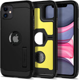 High Quality Spigen Tough Armor Designed for Apple iPhone 11 Case (2019) - XP Gunmetal USA Imported Product - EY Shopping