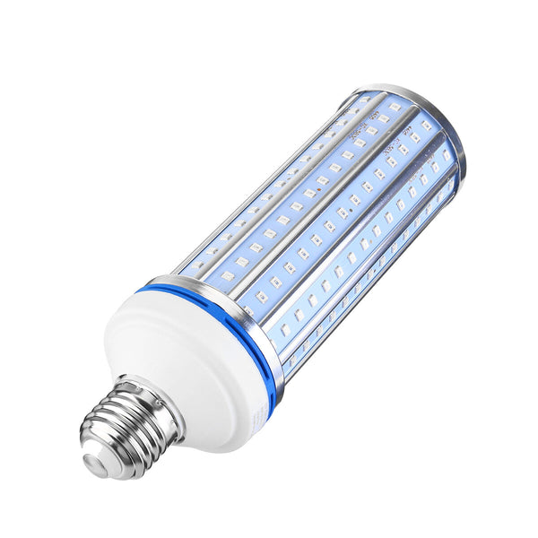 60W 110V/220V UV Germicidal LED Light Bulb 30Min/60Min Timing Disinfection Sterilizer Lamp With Remote Control