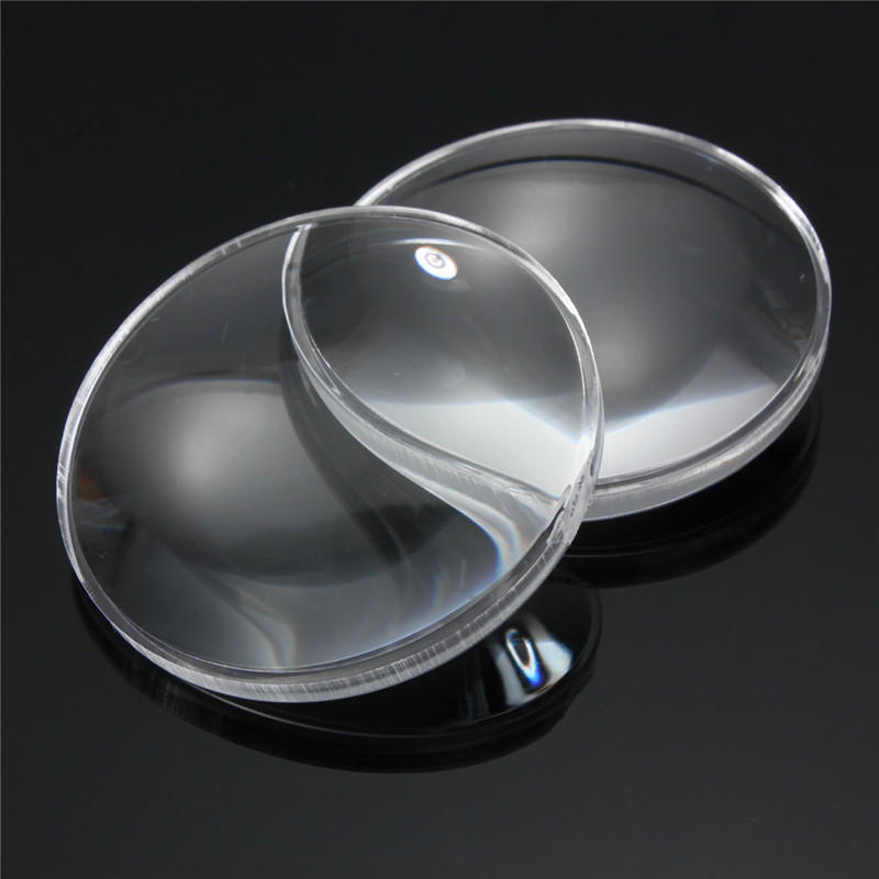 2Pcs 37mm BiConvex Lens for Google Cardboard V2 Virtual Reality VR