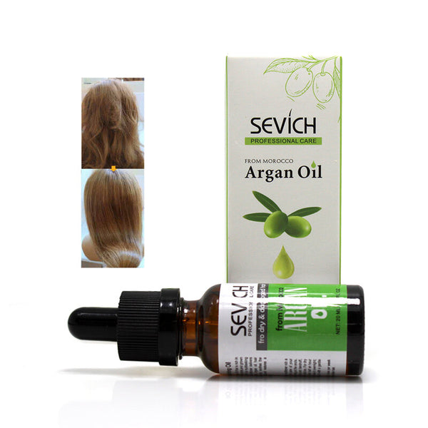 Moroccan Hair Care Essential Oil Leave-in Nourishment Repair Hair Dry And Frizzy Glycerin