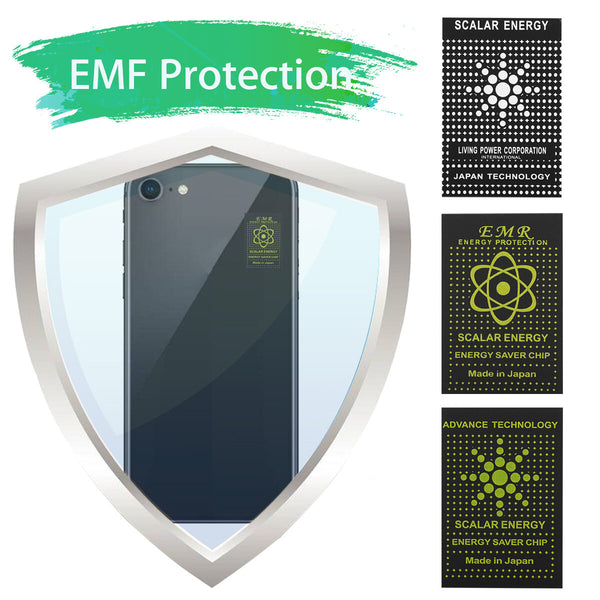 Anti-radiation Shield EMF Protection Technology EMR Scalar Energy Phone Sticker
