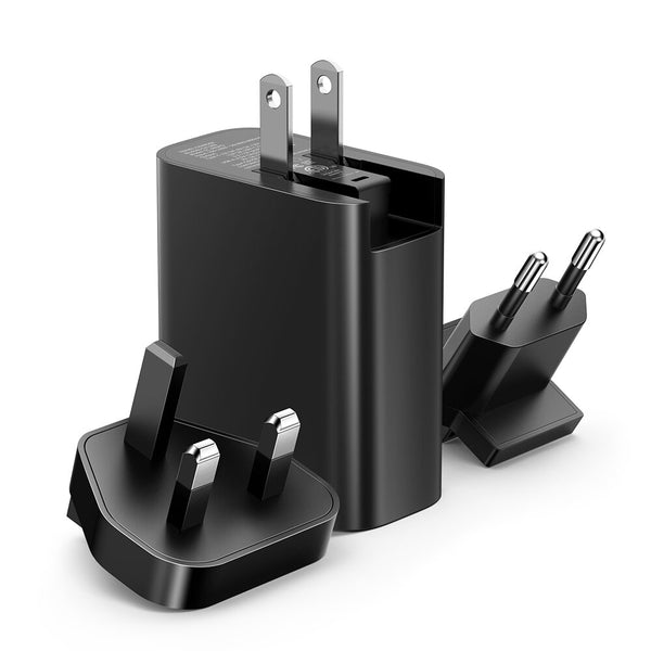 Mcdodo 30W PD Charger 5A Super Fast Charge 3 in 1 EU US UK Travel Wall Adapter for Samsung Galaxy Note S20 ultra for Xiaomi Mi 10 for iPhone 12 Pro Max