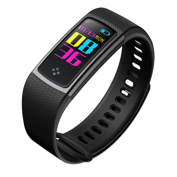 Goral S9 0.96 inch OLED Color Screen Blood Pressure Oxygen Heart Rate Monitor Sport Smart Watch