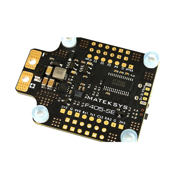 Matek Systems BetaFlight F405-SE Flight Controller Built-in PDB OSD 5V/2A BEC Current Sensor for RC Drone