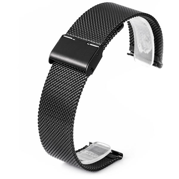 Bakeey Replacement Stainless Steel Wrist Strap WristBand For Amazfit Smart Watch