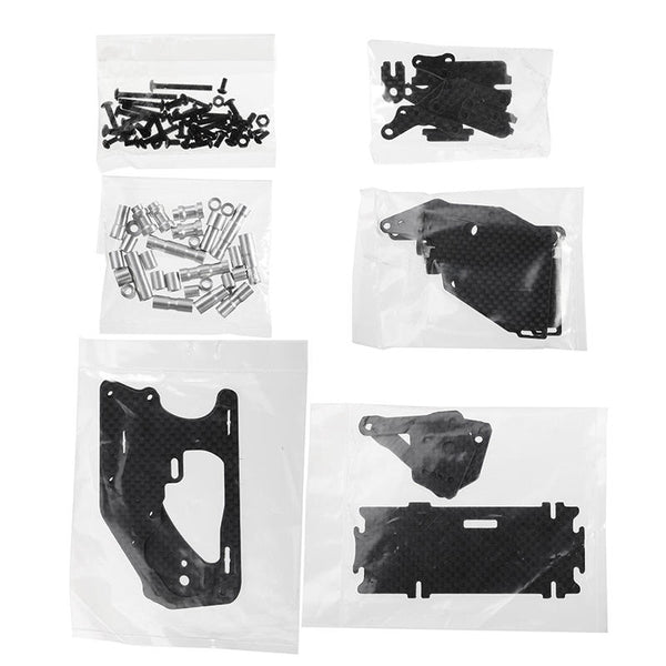 FIJON FJ915 Carbon Fiber Pieces Parts Suitable For Kyosho Honda NSR 500 Electric 1/8 Motorcycle OP