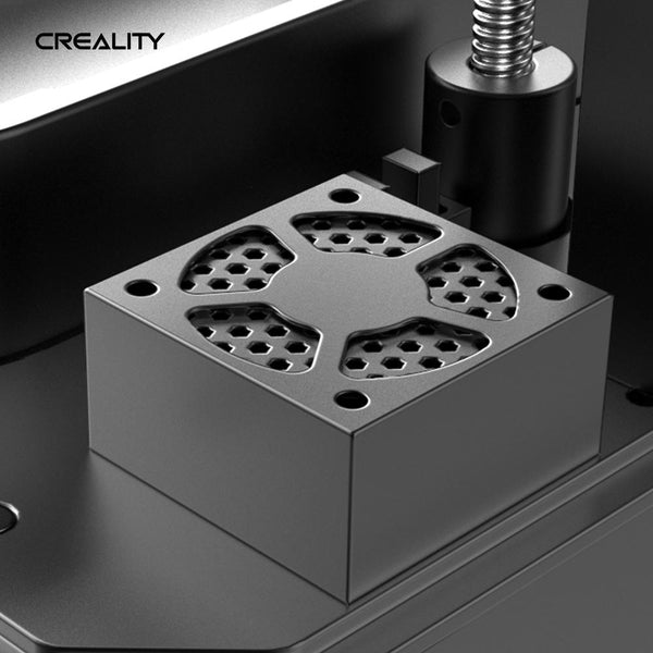 Creality 3D LD-002R LCD Resin 3D Printer with 119*65*160mm Print Size/ Ultra HD 2K LCD Screen/Ball-type Linear Rail