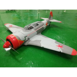 Taft Hobby Airplane Yak-11 EPO 1450mm Wingspan RC Plane War Aircraft KIT/PNP