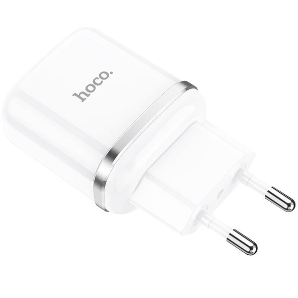HOCO N3 18W QC3.0 Fast Charging USB Charger For Samsung S20 Huawei P30 P40 Pro Xiaomi Mi10 Redmi Note 9S S20+