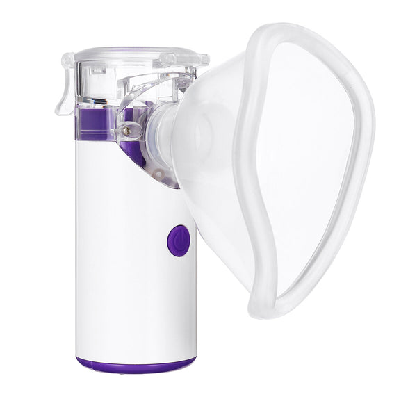 Portable Ultrasonic Mesh Nebulizer Fine Mist USB Charging Handheld Atomizer Sprayer