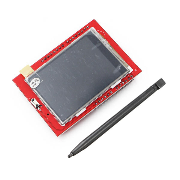 2.4 Inch TFT LCD Shield 240*320 Touch Board Display Module With Pen For  UNO