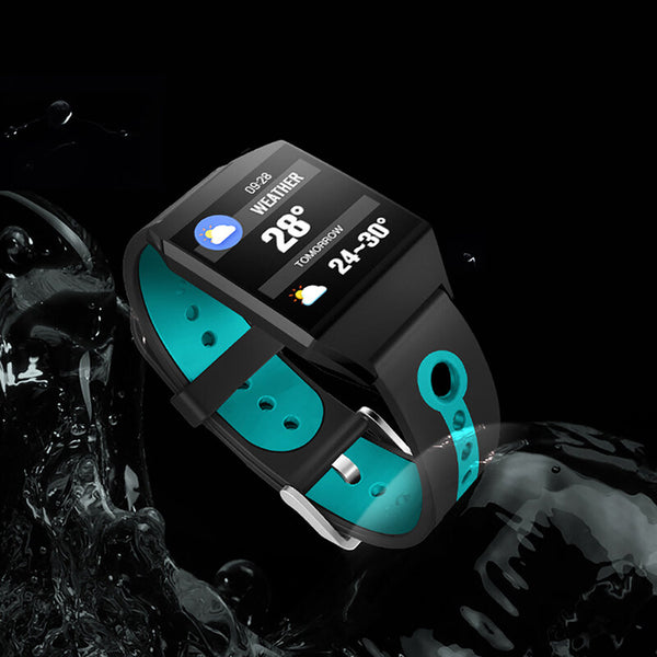 "XANES W1 1.3"" IPS Color Screen GPS Smart Watch Waterproof Pedometer Heart Rate Monitor Blood Pressure Smart Bracelet WristbandXANES W1 1.3"" IPS Color Screen GPS Smart Watch Waterproof Pedometer Heart Rate Monitor Blood Pressure Smart Bracelet Wristband"