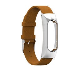 Replacement Leather Bracelet Wristband Wrist Strap for Xiaomi MiBand 2 Wrist Strap
