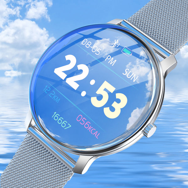 XANES R88 1.3'' IPS Touch Screen Waterproof Smart Watch Stopwatch Fitness Sports Bracelet