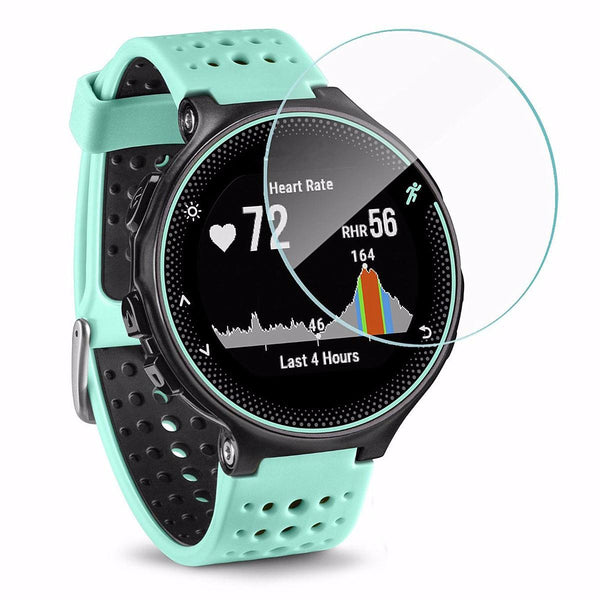 Anti-Scratch Clear Screen Protector Film Shield For Garmin Forerunner 235 Watch