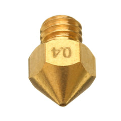 TRONXY 0.2mm/0.3mm/0.4mm/0.5mm Copper Extruder Nozzle For 3D Printer Parts
