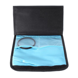 3/4/6/10/12 Pocket Carry Travel Storage Bag Organizer for Lens Filter